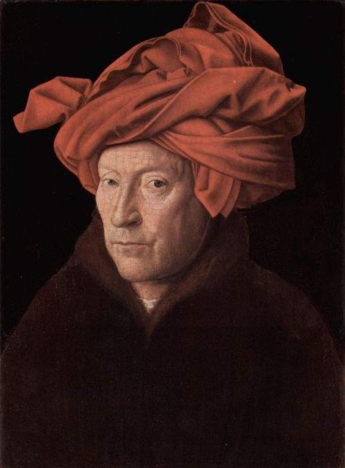 Jan van Eyck – pictura bate viaţa!