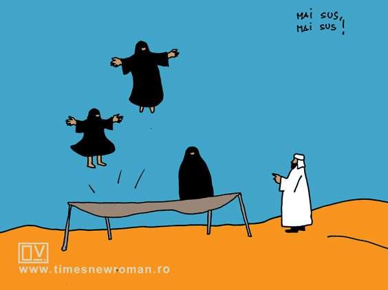 Jihadiștii sar în aer