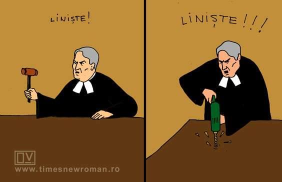 Judecătorul percutor