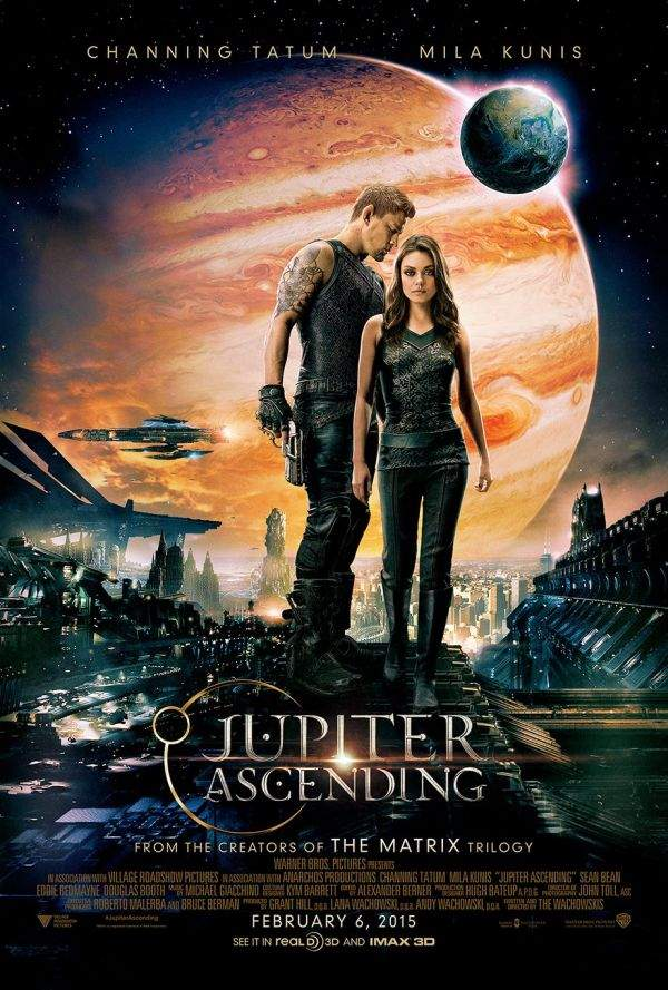 Jupiter Ascending – Ghidul capitalistului galactic