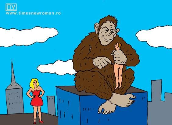 King Kong votează Nu