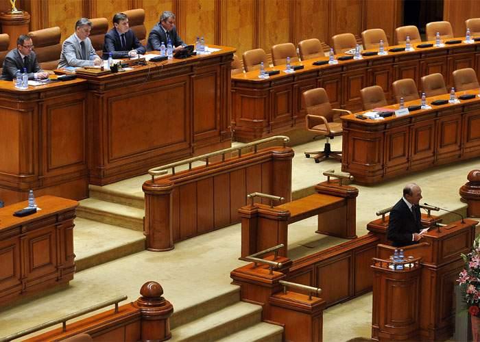 LIVETEXT: Suspendarea preşedintelui Traian Băsescu
