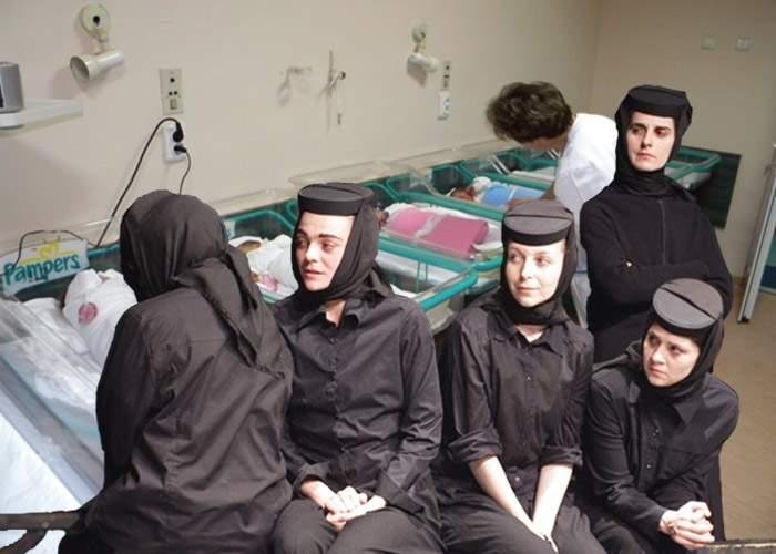 La Călăraşi se va deschide o maternitate pentru călugăriţe!
