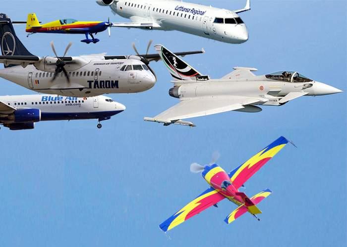 Jenant! La parada de 1 decembrie un avion s-a stricat în zbor, blocând traficul aerian ore bune!