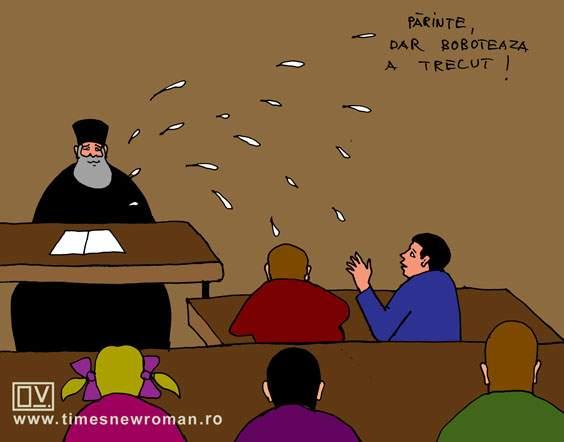 Lecția de religie