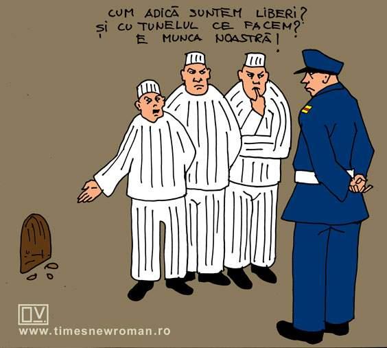 Legea penitenciarelor