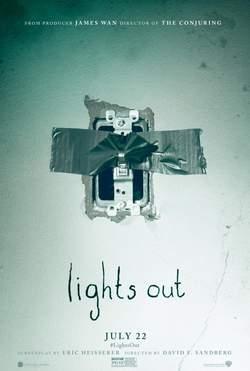 Lights Out (2016) – Fie ca lumina…