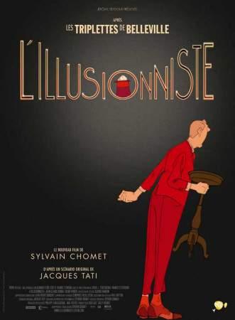 L'illusionniste – Chomet, zi că e doar un truc şi te înţeleg…