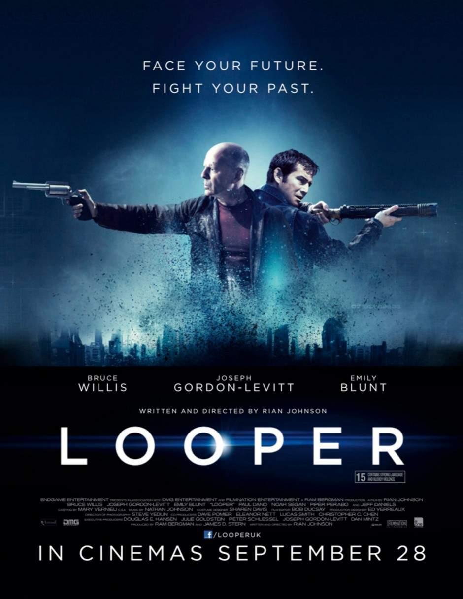 Looper – La trecutu-ţi mare, naşpa viitor!