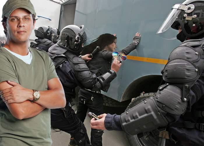 Lucian Viziru le-a organizat un flagrant cu mascaţi celor de la Mandinga!