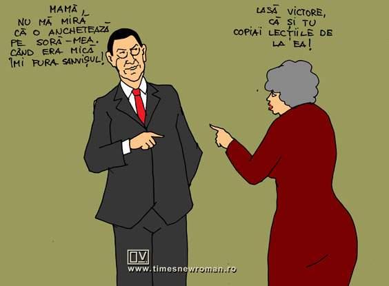 Mama corupţiei