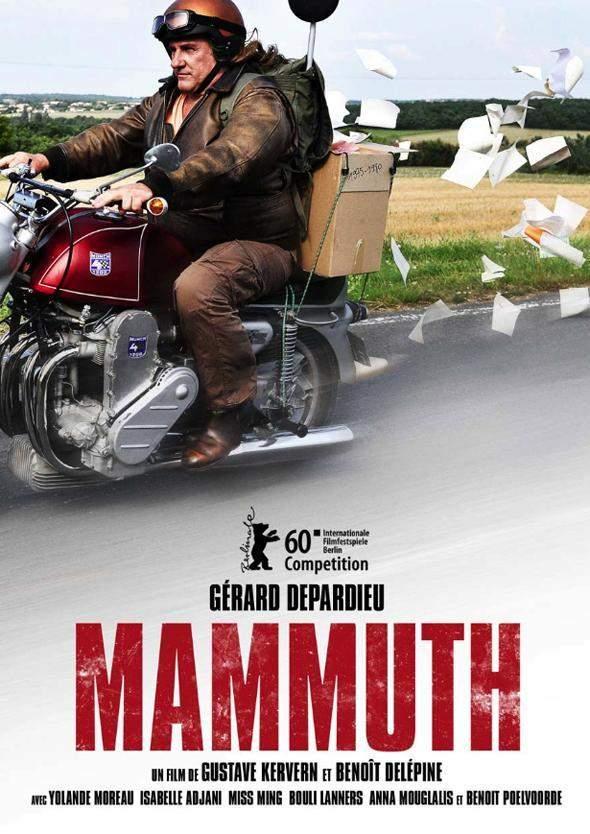 Mammuth – Depardieu, un pensionar la a doua tinereţe