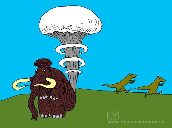 Mamutul radioactiv