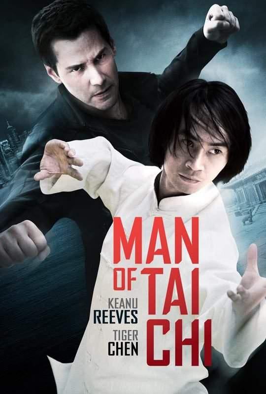 Man of Tai Chi – Take all the pills, Neo!