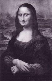 """Duchamp: """"Idealul meu în viaţă e Gioconda cu mustaţă"""""""