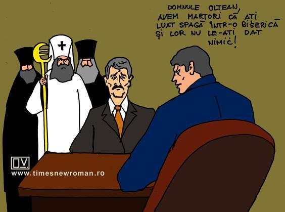 Martorii lui Oltean