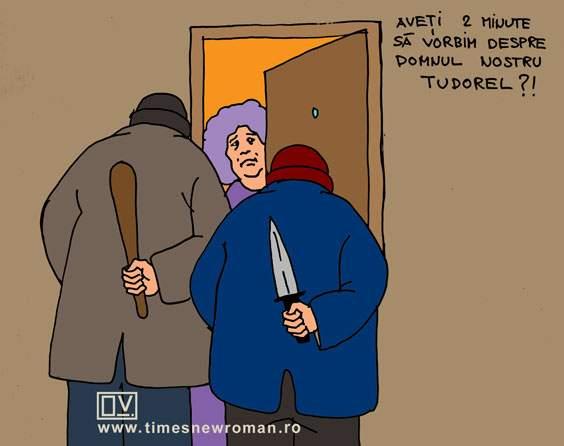 Martorii lui Tudorel