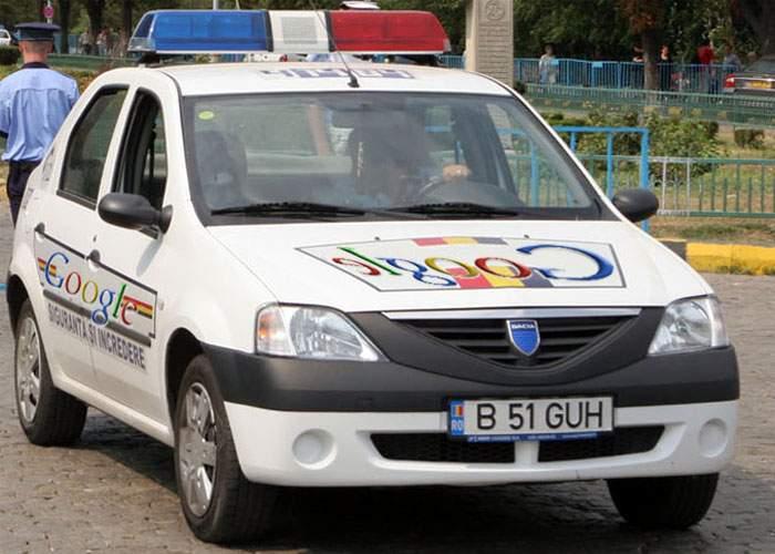Maşinile Poliţiei vor fi dotate cu motoare de căutare pentru a găsi mai uşor infractorii!