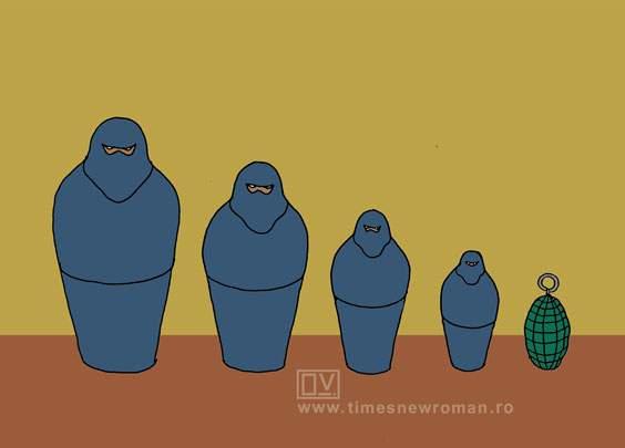 Matrioșka islamică