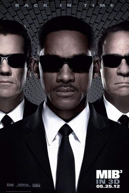 Men in Black III – Un S.F. mai mult S decât F