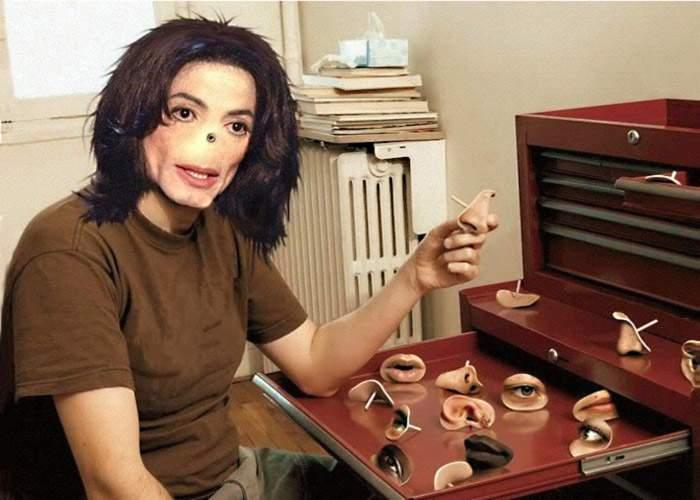 Cauza morţii lui Michael Jackson: medicul a uitat să-i pună nasul!