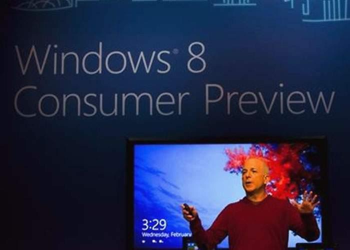 Microsoft a prezentat oficial primul screensaver pentru Windows 8!