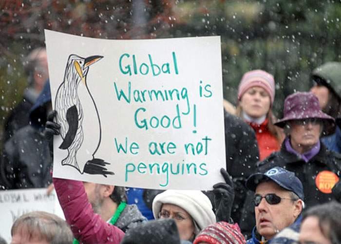Proteste internaţionale! Mii de oameni cer marilor companii să urgenteze încălzirea globală!