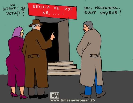 Minorități la referendum