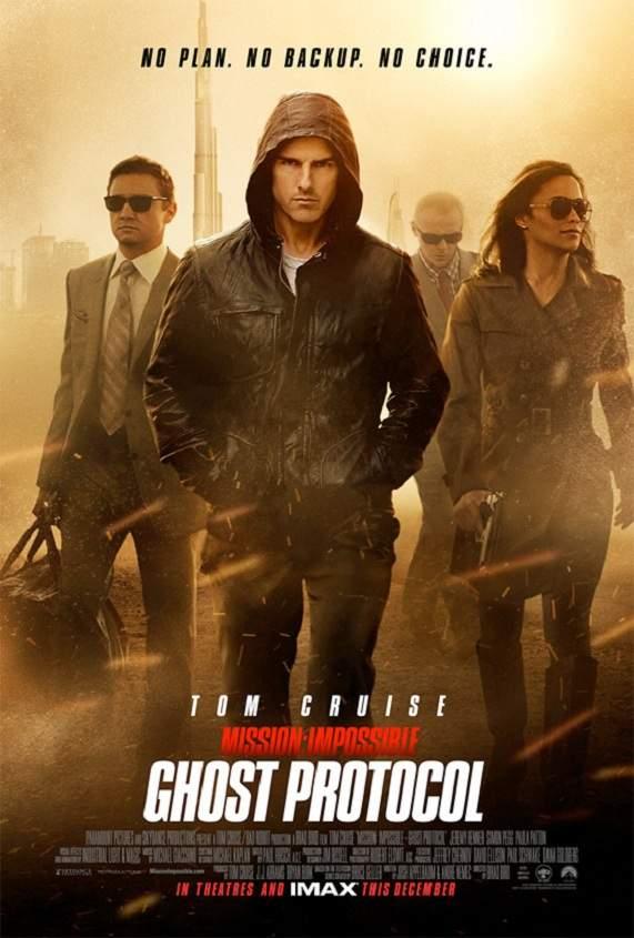 """Mission Impossible: Ghost Protocol – Din Rusia până-n Mumbai, tot mişelu' strigă """"vai""""!"""