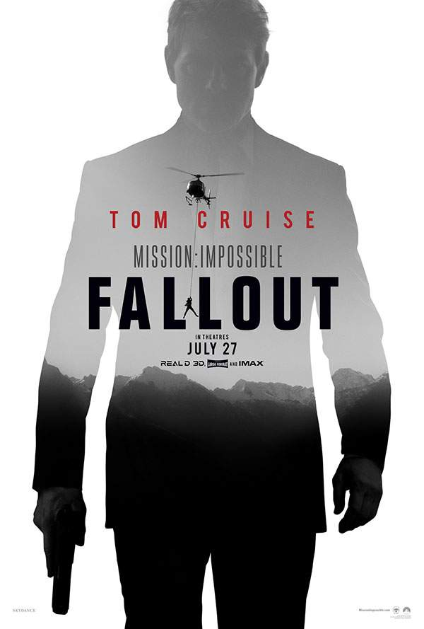 Mission Impossible: Fallout 3D (2018) – Și global, și personal