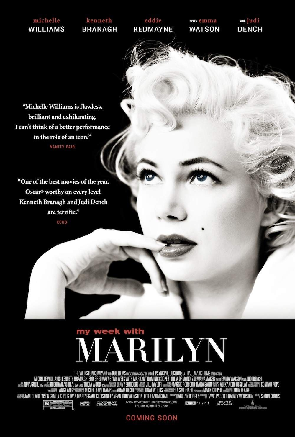 My Week with Marilyn – Gentlemenii preferă originalul!!!