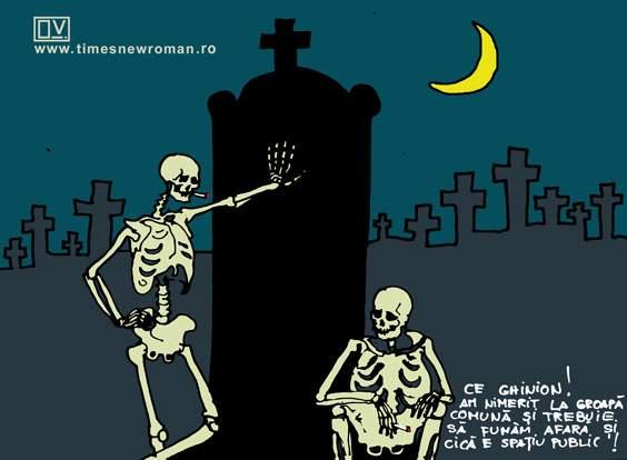 Nici mort nu scapi