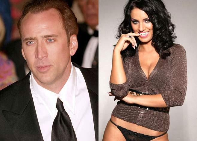 """Nicolas Cage o ironizează pe fosta soţie a lui Liviu Vârciu: """"Cine este Adelina Pestriţu?!"""""""