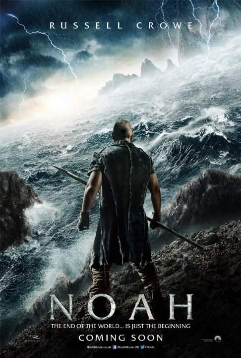 Noah (2014) – Cutremur cosmogonic!