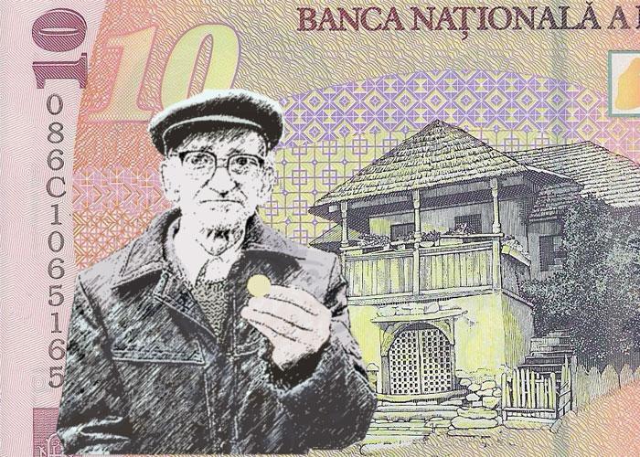 Banca Naţională scoate o nouă bancnotă de 10 lei, special pentru recesiune!