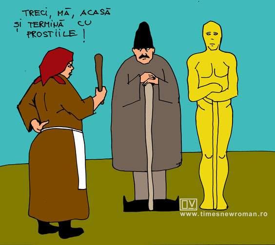 Nu știe țăranul ce este Oscarul