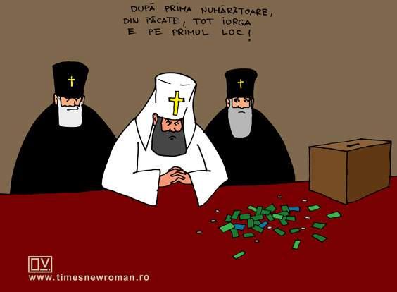 Numărătoarea Patriarhului