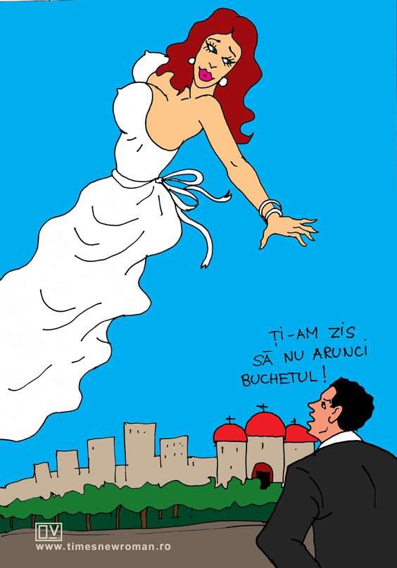 Nuntă în cer