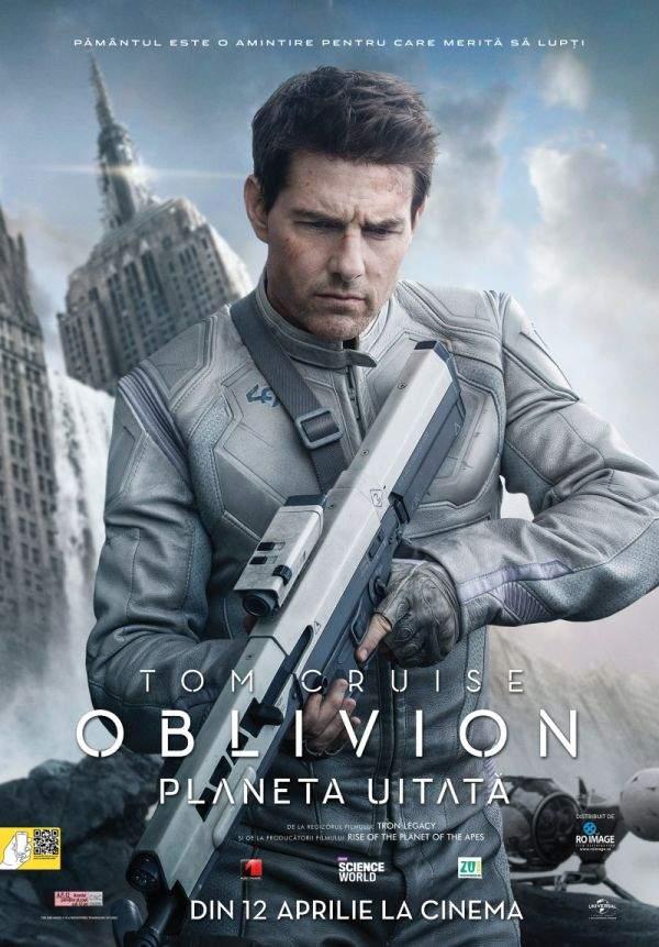 Oblivion – Hit the drone, Jack!