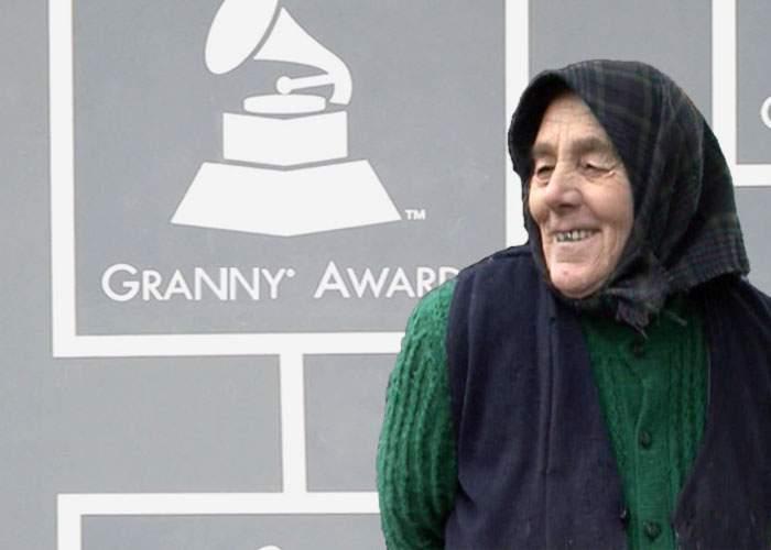 O batrână din Vaslui a câştigat 6 premii Granny!