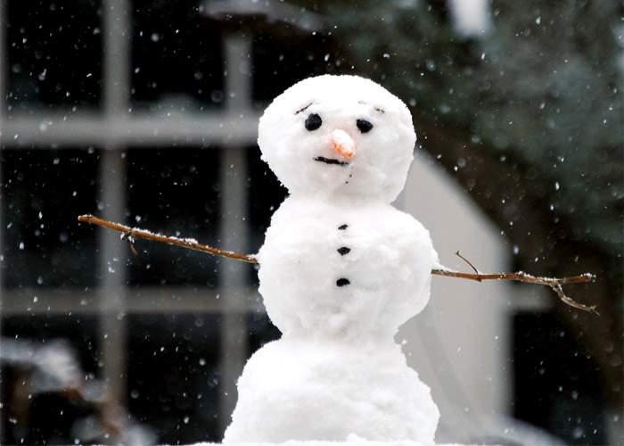 Om de zăpadă, violat în văzul lumii de un vasluian beat!