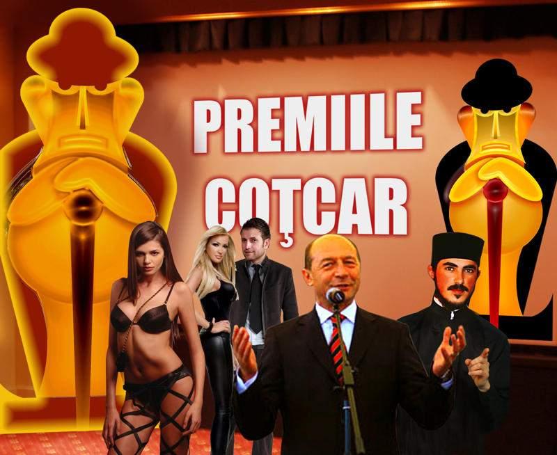 Câştigătorii premiilor Coţcar, prima ediţie