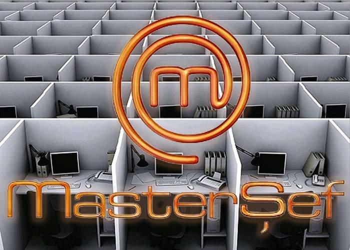 PRO TV lansează un show pentru corporatişti: MasterŞef!
