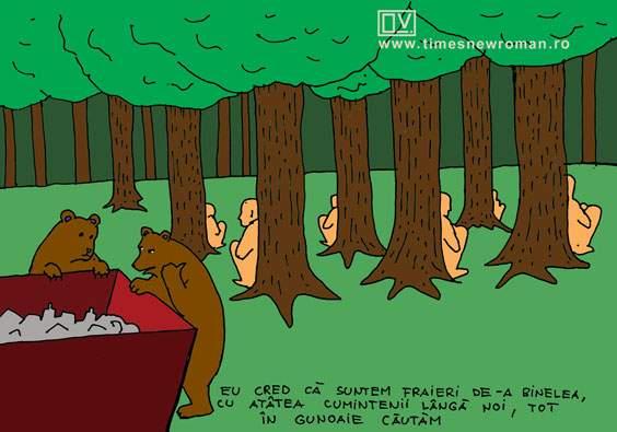 Pădurea cumințeniilor