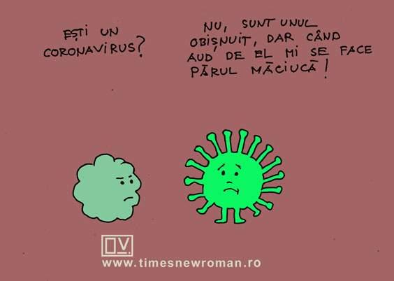 Panică printre viruși