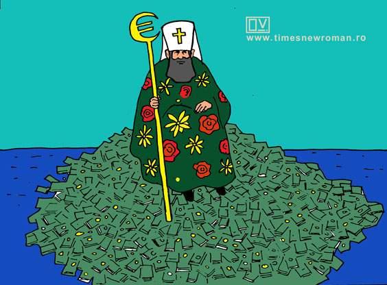 Paradisul fiscal al Patriarhului