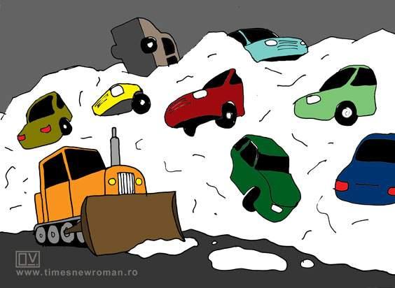 Parcare supraetajată în București