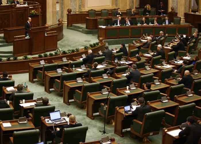 Parlamentul vrea să transforme în lege mai multe bancuri cu Bulă şi Alinuţa