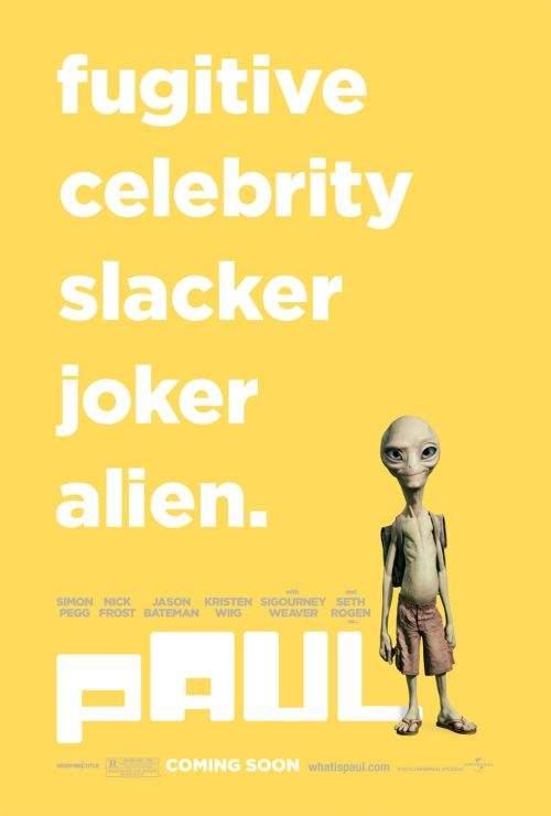 Paul – un alien cu c…e!