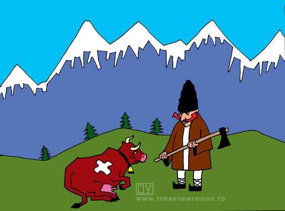 Pe ei, pe ei, pe vaca lor!